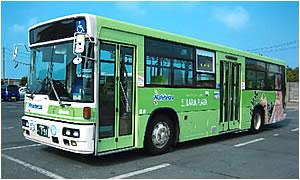フルラッピングバス