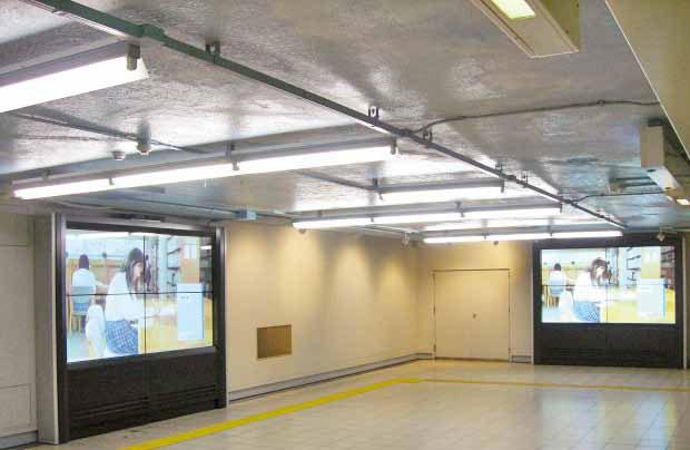 大阪駅コリドーマルチ8